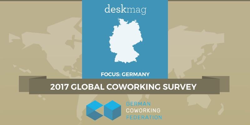 Global coworking Survey Titel 2017
