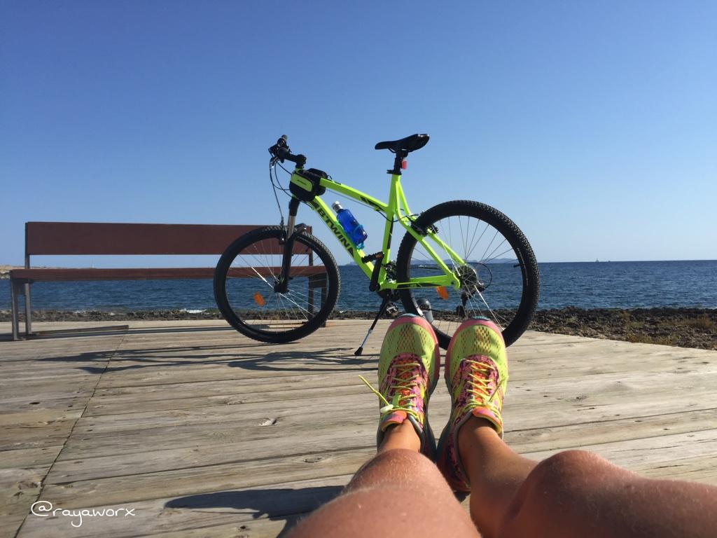 Test Fahrrad Rayaworx Mallorca
