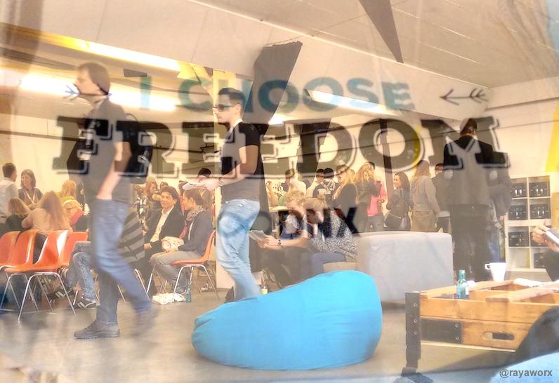 I choose freedom dnx
