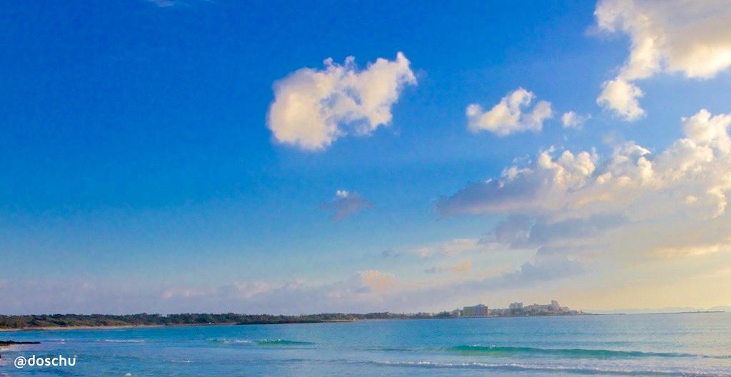 mallorca meer strand es trenc meerblick