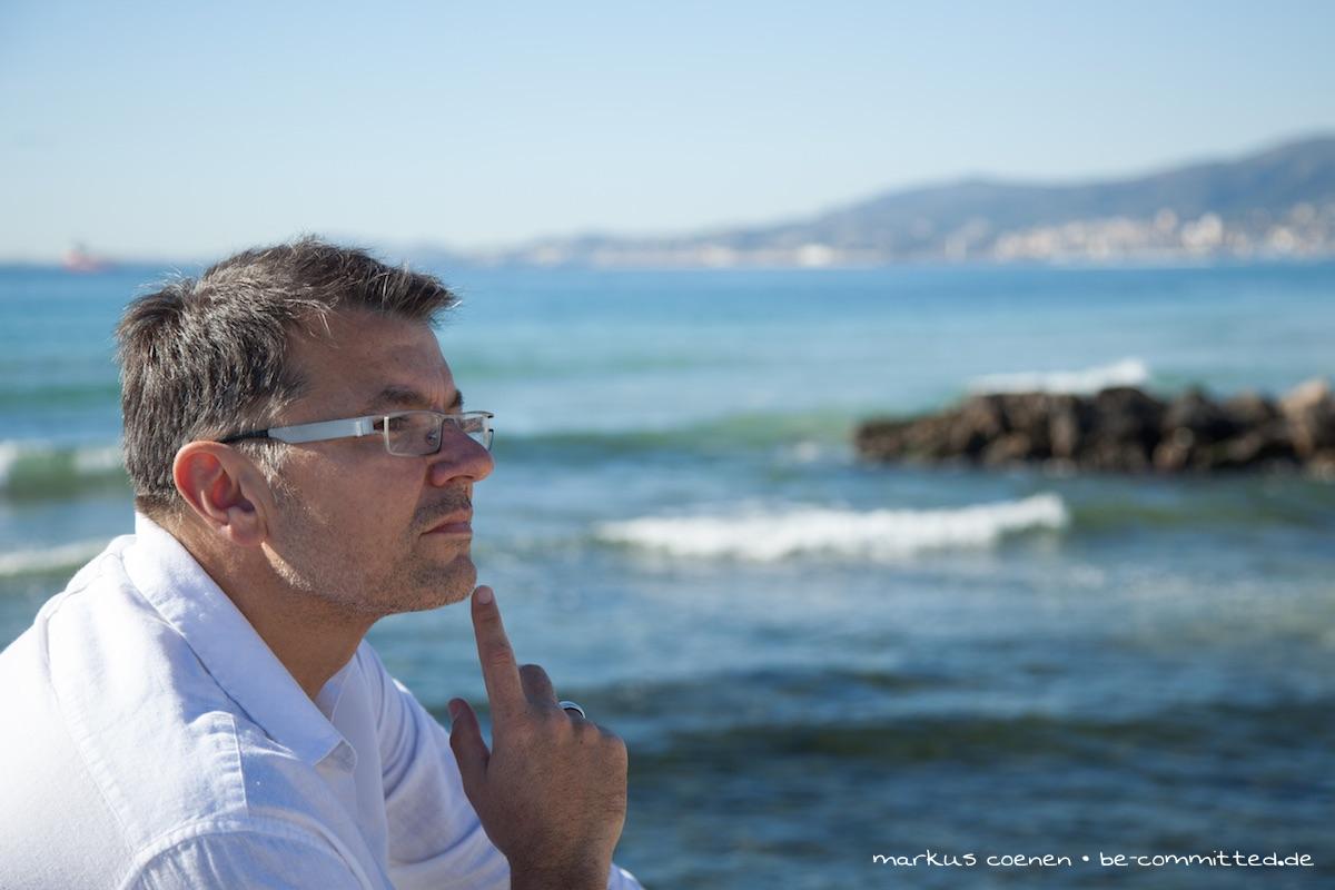 Markus Mallorca beach