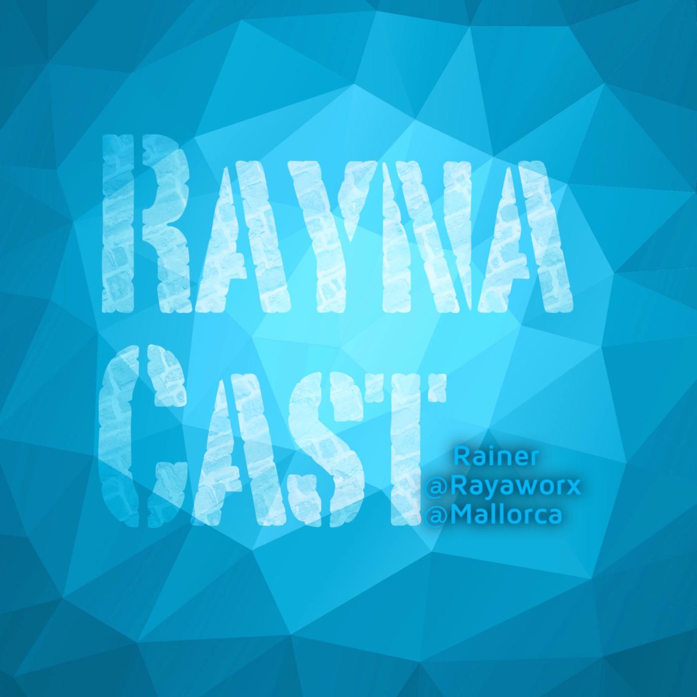 podcast raynacast titel klein