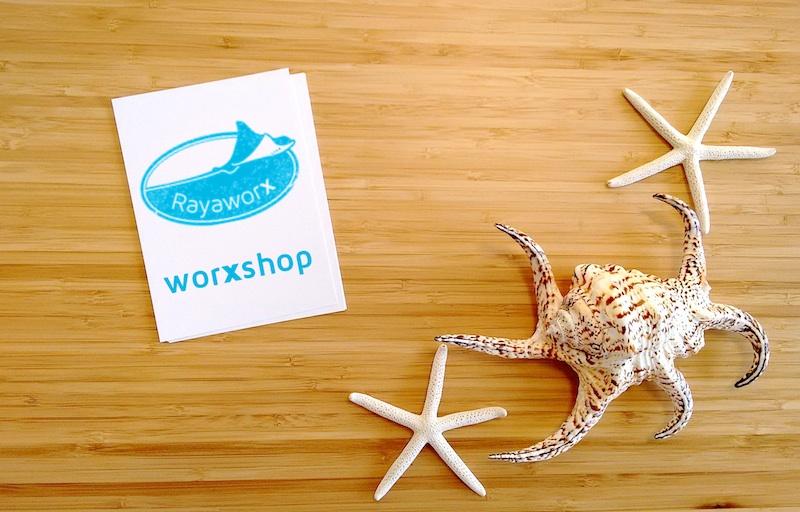 Rayaworx Workshop #rayaworxshop