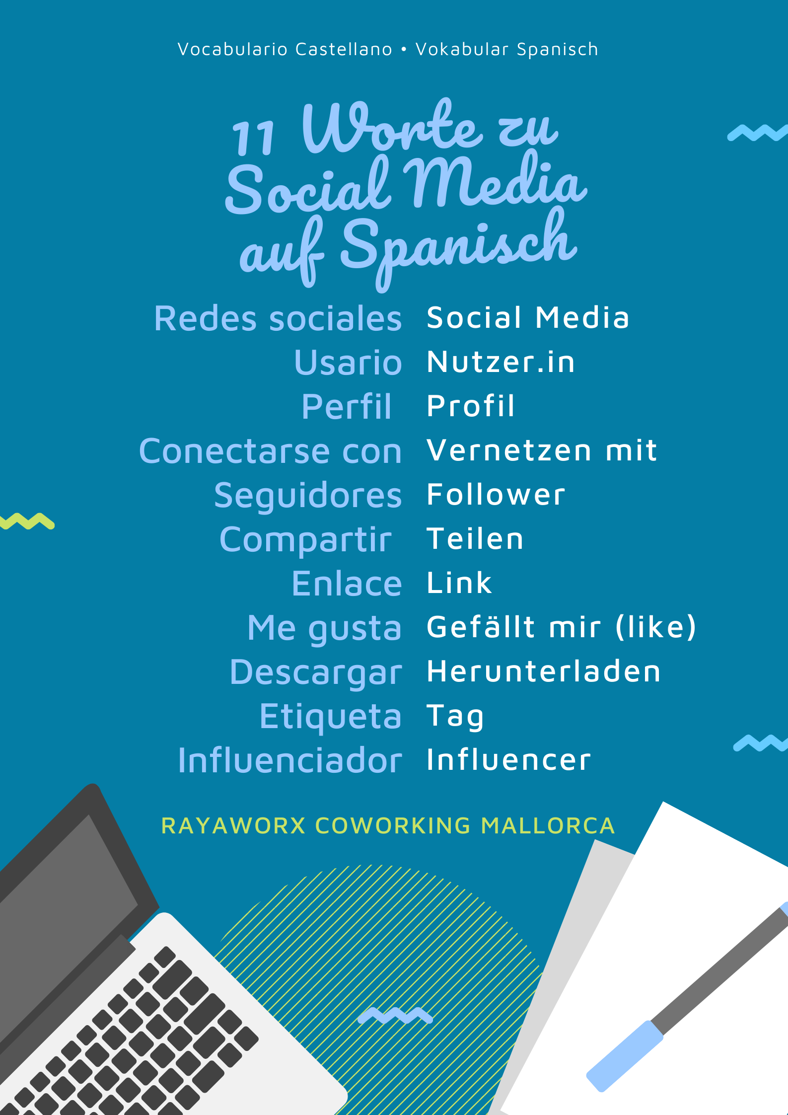 Vocabulario Social Media