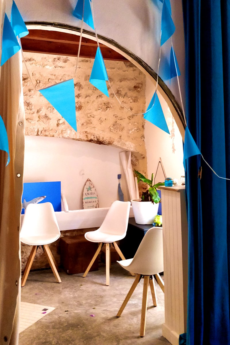 Decoration aniversario rayaworx