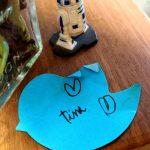 Nametag by Ida: Tina