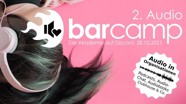 Audio Barcamp audiobc21b Banner