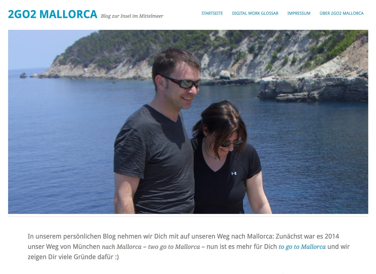 2go2 Mallorca Rainer DoSchu