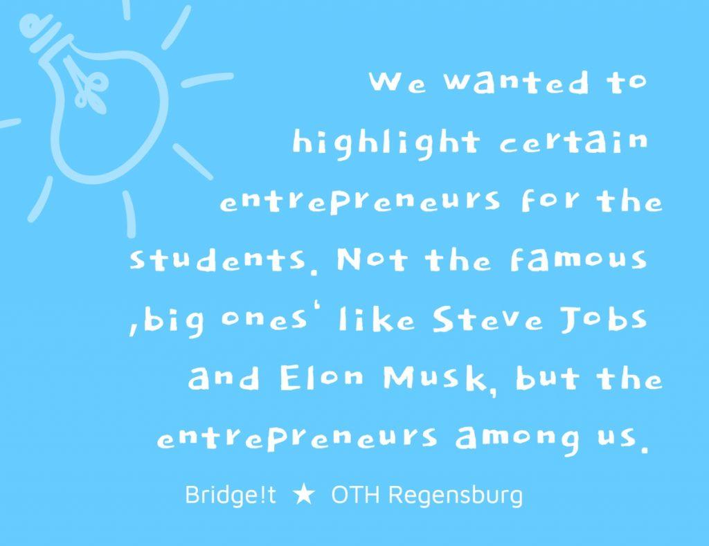 Bridge!t Interview Mission