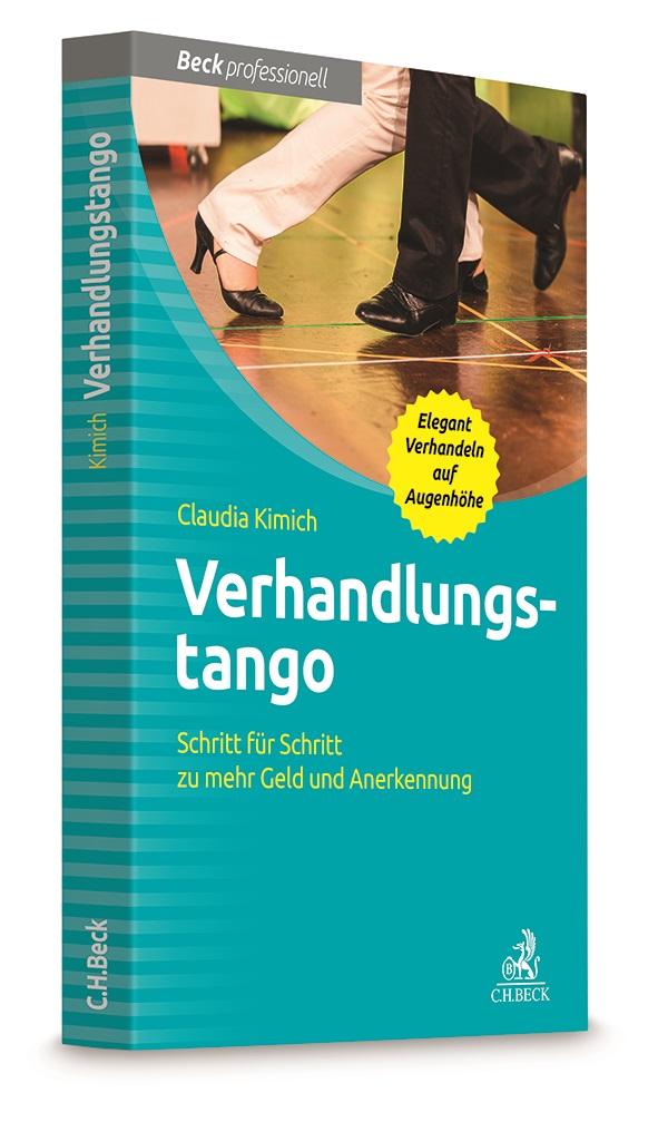 Verhandlungstango Buchcover