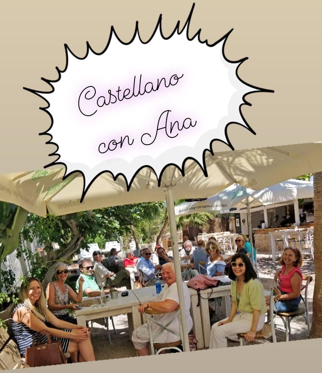 Gartentreff Castellano Gruppe