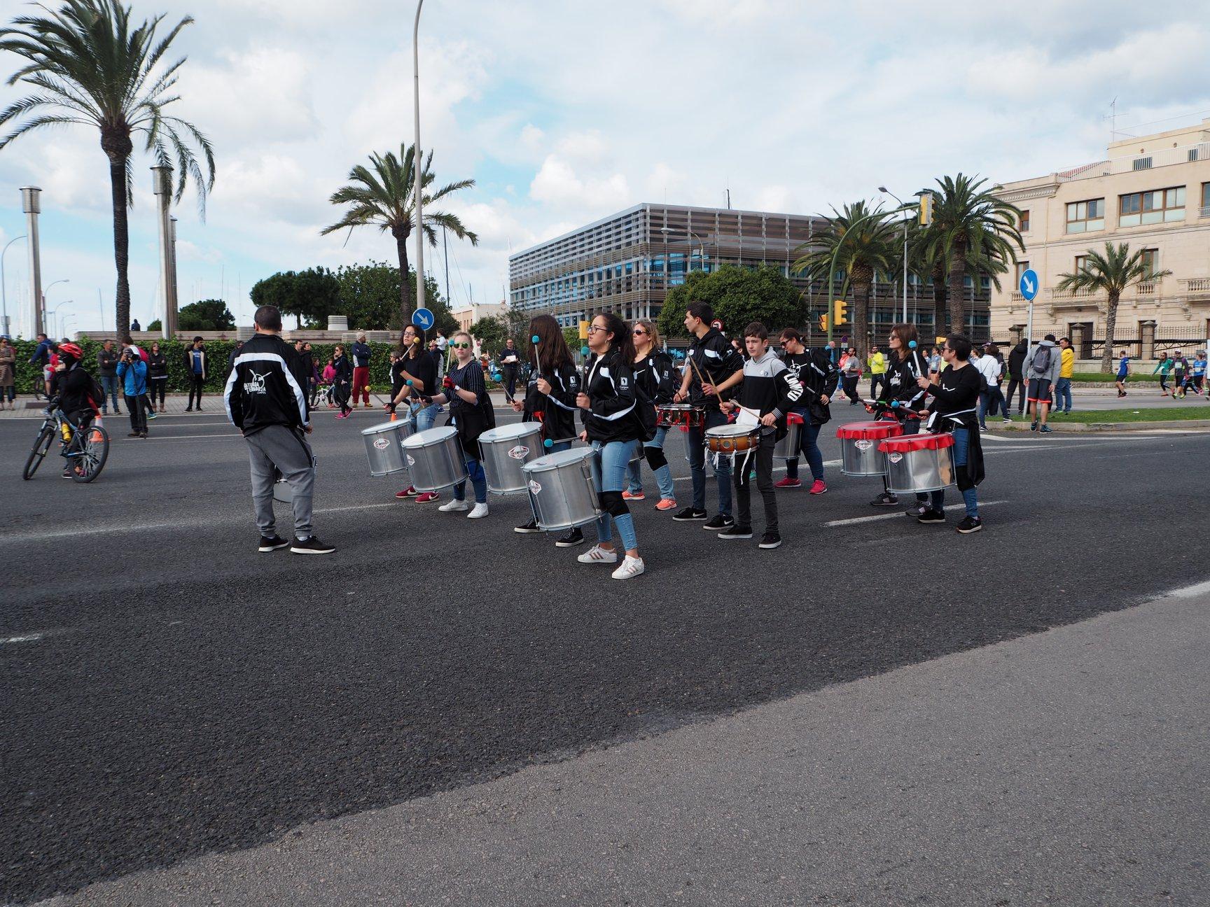 Half Marathon Palma de Mallorca: Batukada Campos