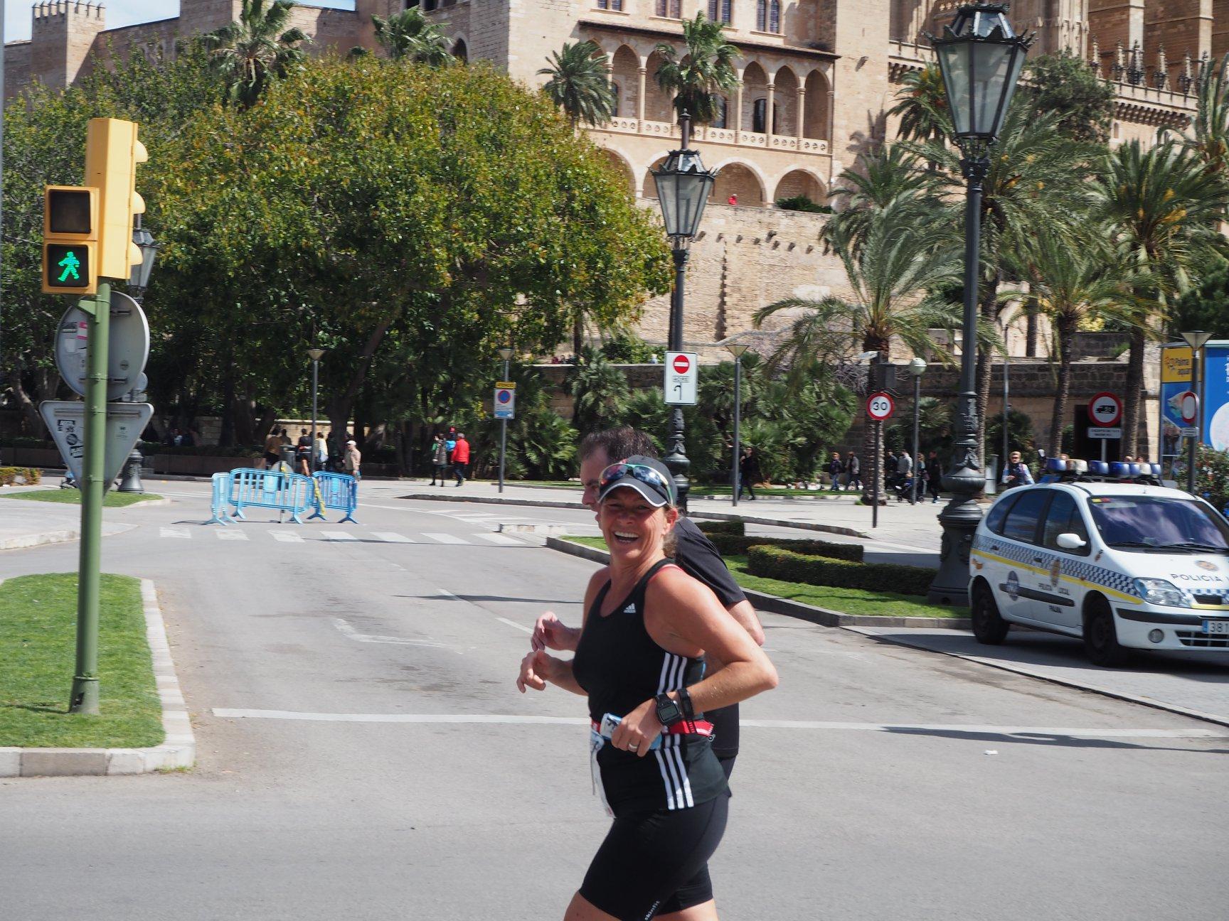 Half Marathon Palma de Mallorca: Heike