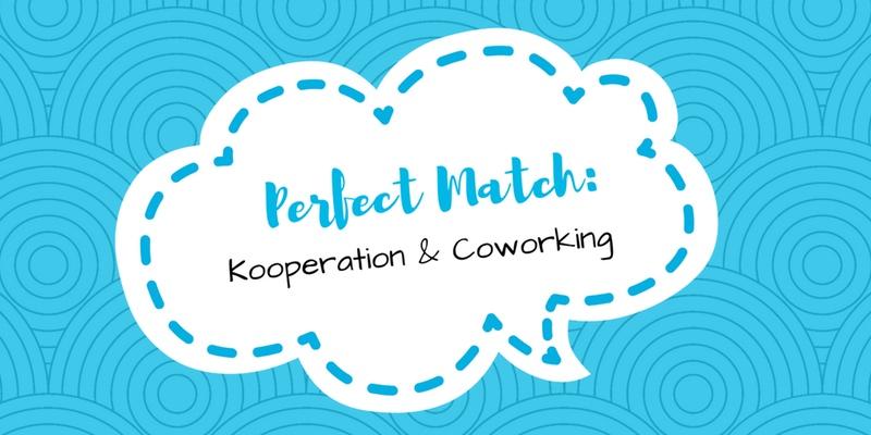 Kooperation und Coworking