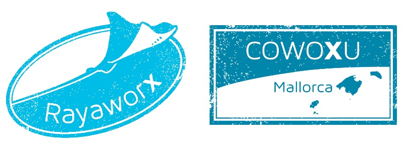 Rayaworx Logo / COWOXU Logo