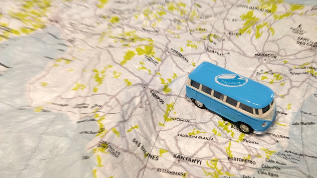 Mallorca Campingbus
