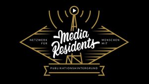 Media Residents Logo