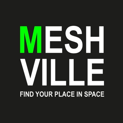 Meshville Find your Place in Space