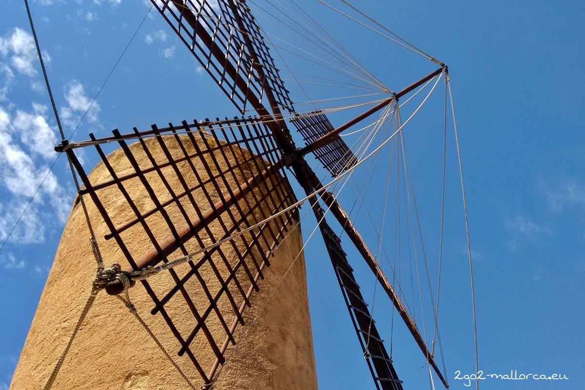 windmill mallorca doschu