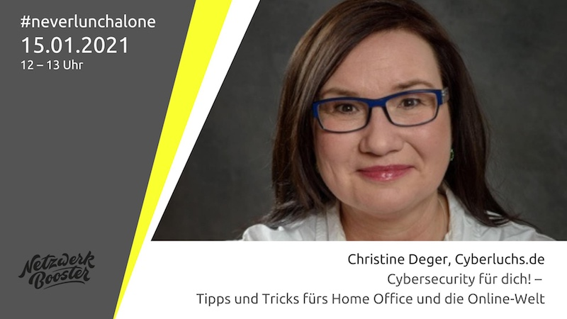 Christine Deger Cybersecurity