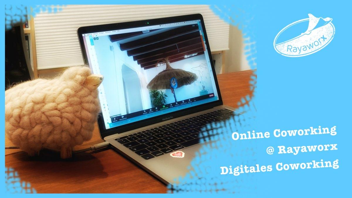 Online Coworking • Rayaworx • Digitales Coworking