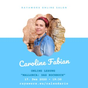 Lesung mit Caroline Fabian
