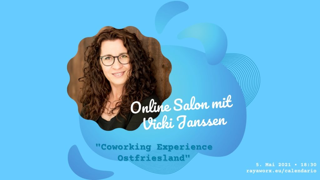Coworking Experience: Vicki Janssen