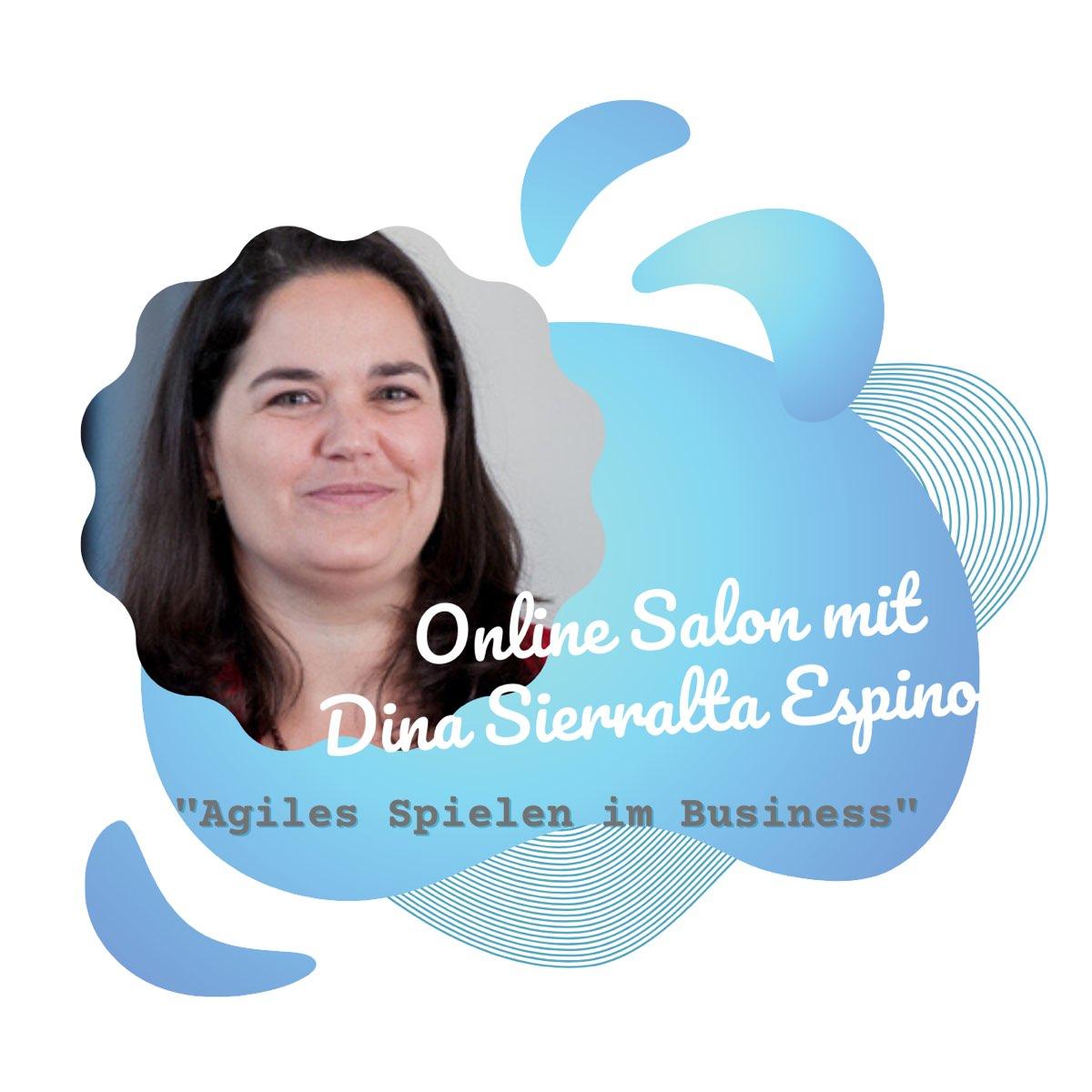 Dina Sierralta: Agiles Spielen im Business
