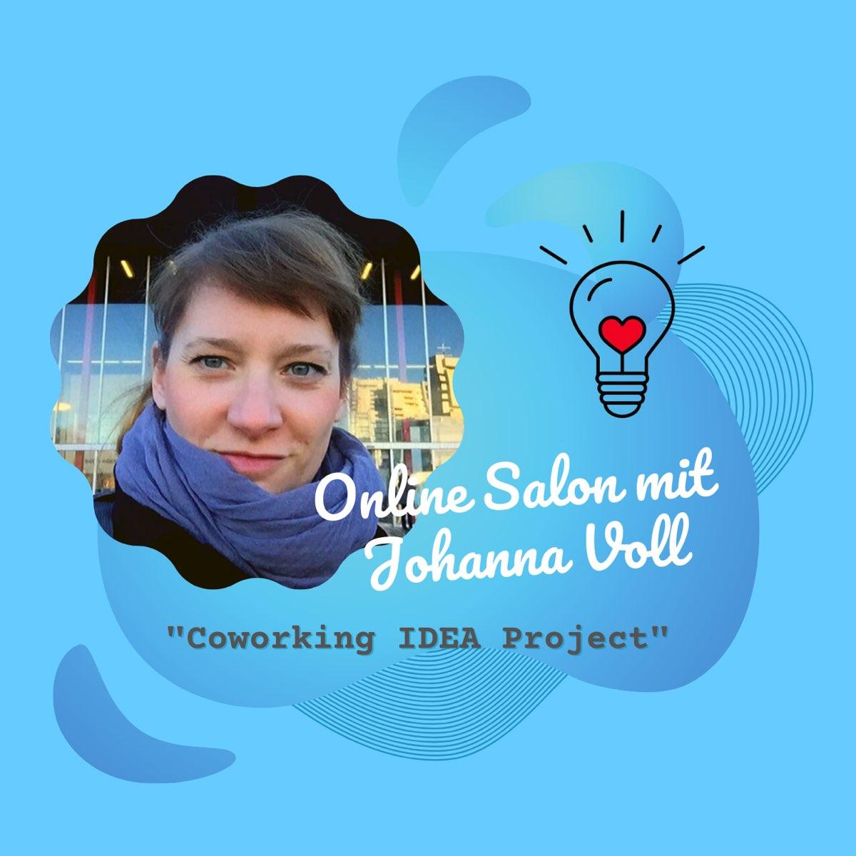 Johanna Voll Coworking IDEA Project