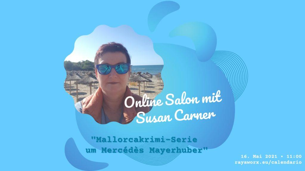 Susan Carner Mallorcakrimi-Serie
