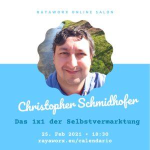 Christopher Schmidhofer