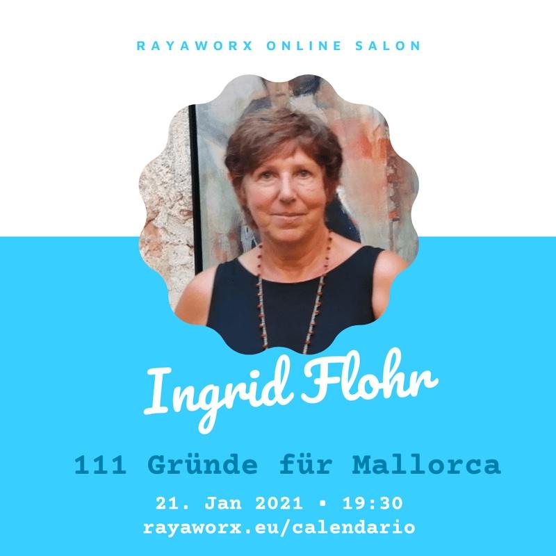 111 Gründe für Mallorca mit Ingrid Flohr