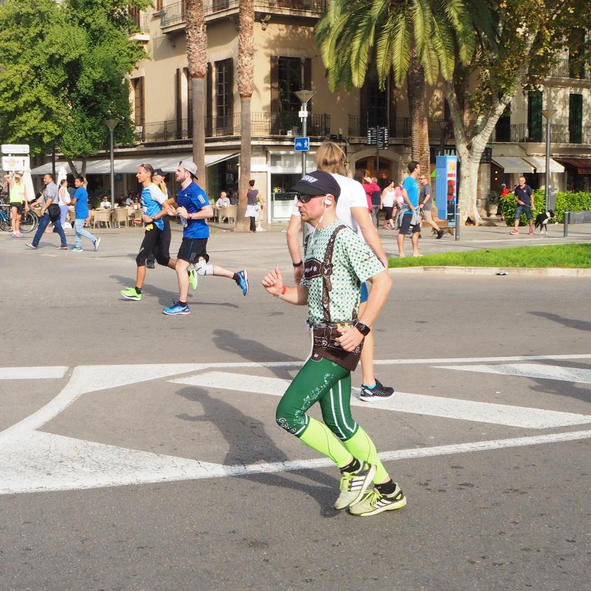 Bayerischer Bub Palma Marathon