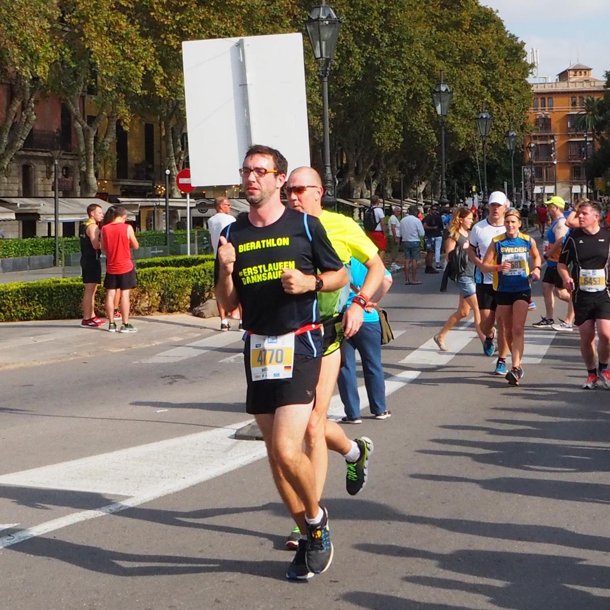 Bierathlon Palma Marathon