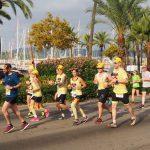 Gruppe Palma Marathon Outfit