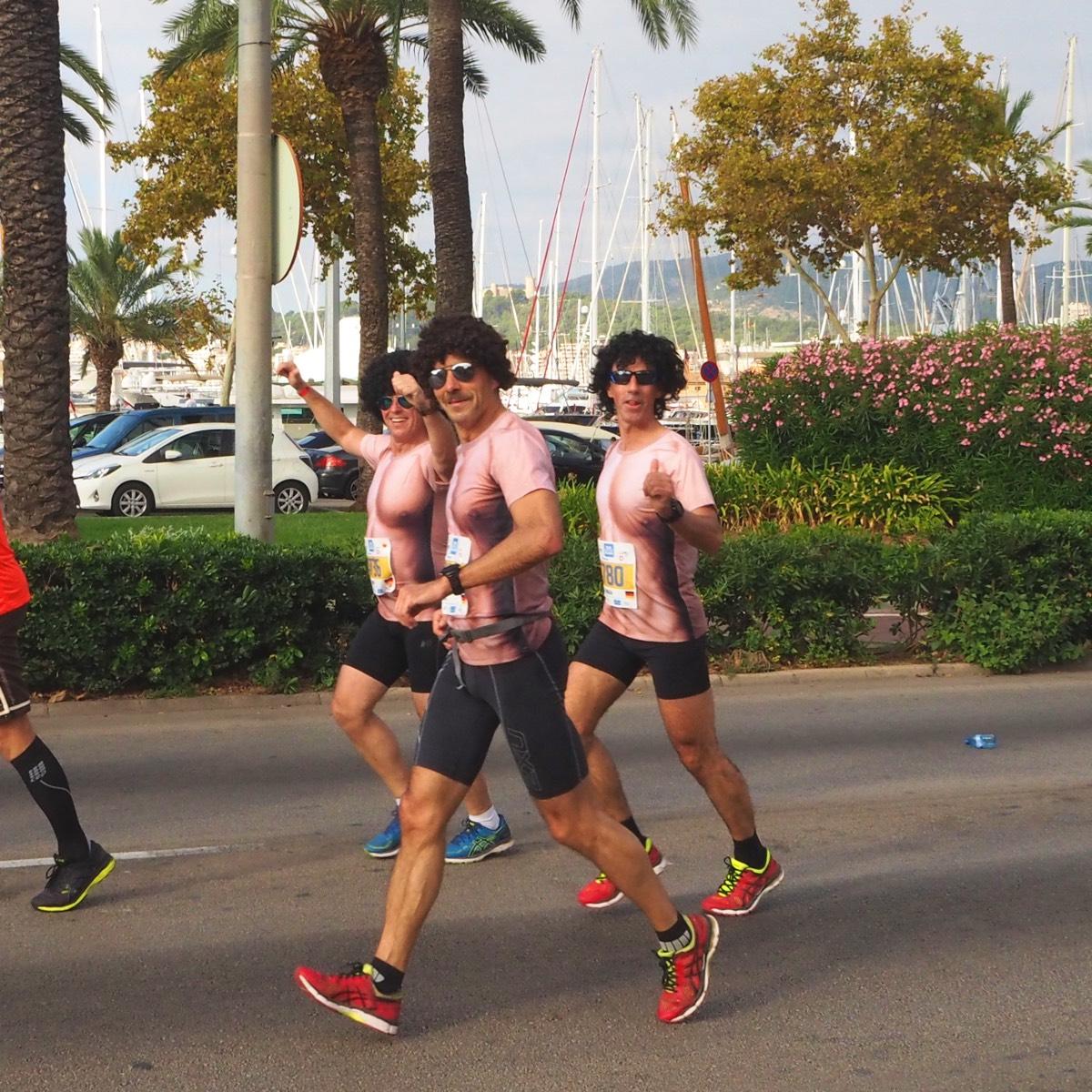 Muscle Shirts Palma Marathon