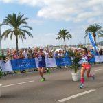Palma Marathon 2017 Siegerin
