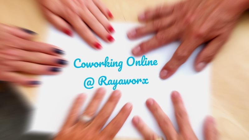 Rayaworx Coworking Online