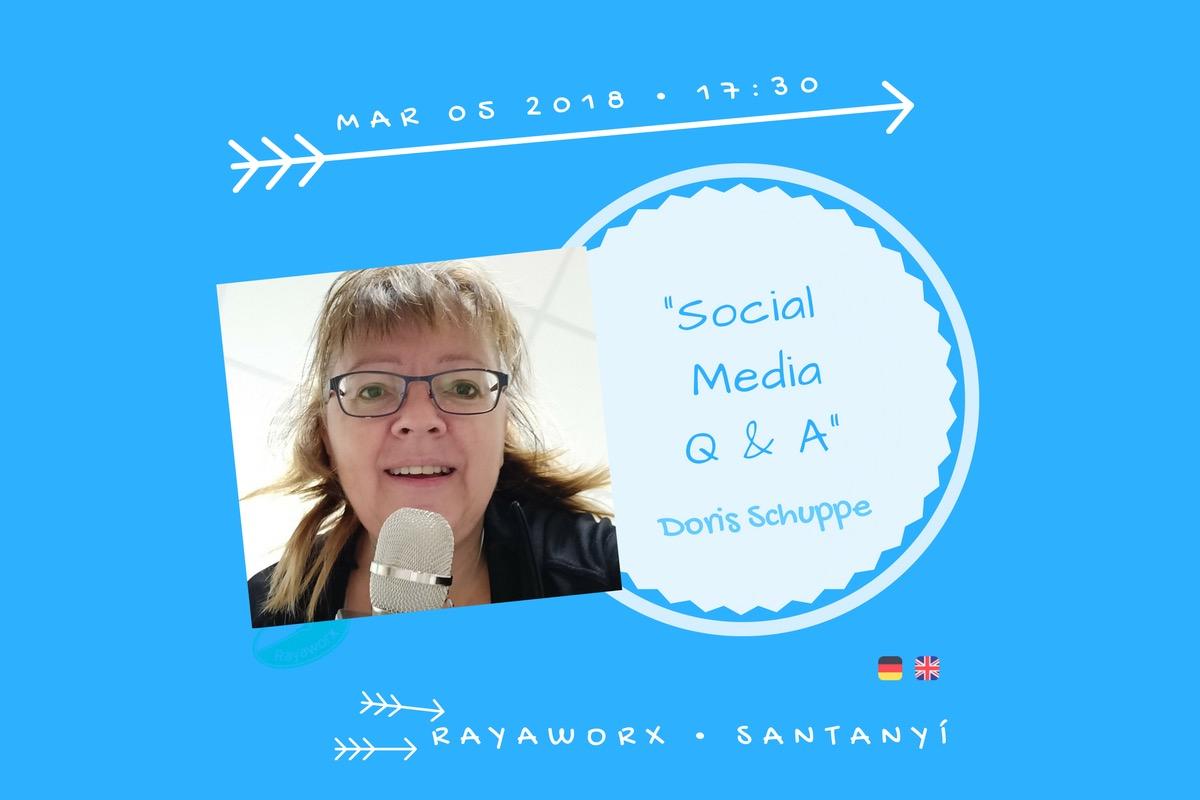 Social Media Q&A DoSchu Rayaworx