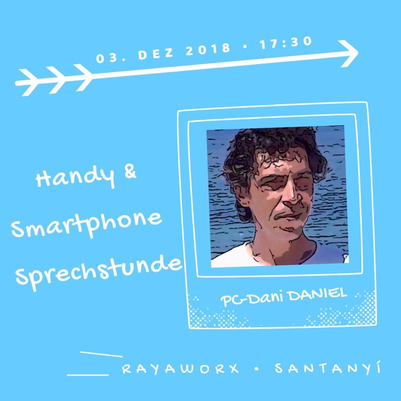 coworkingmonday Dani Handy & Smartphone Sprechstunde