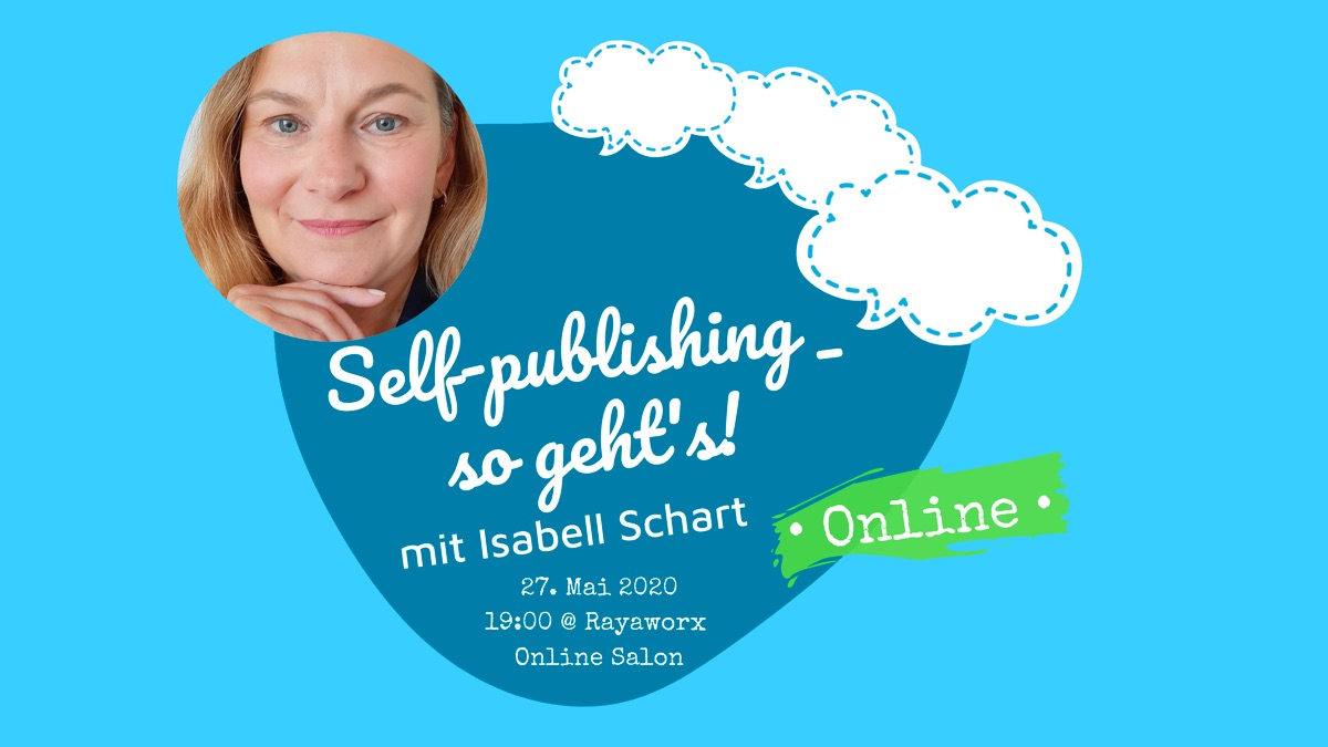 Self-Publishing mit Isabell Online