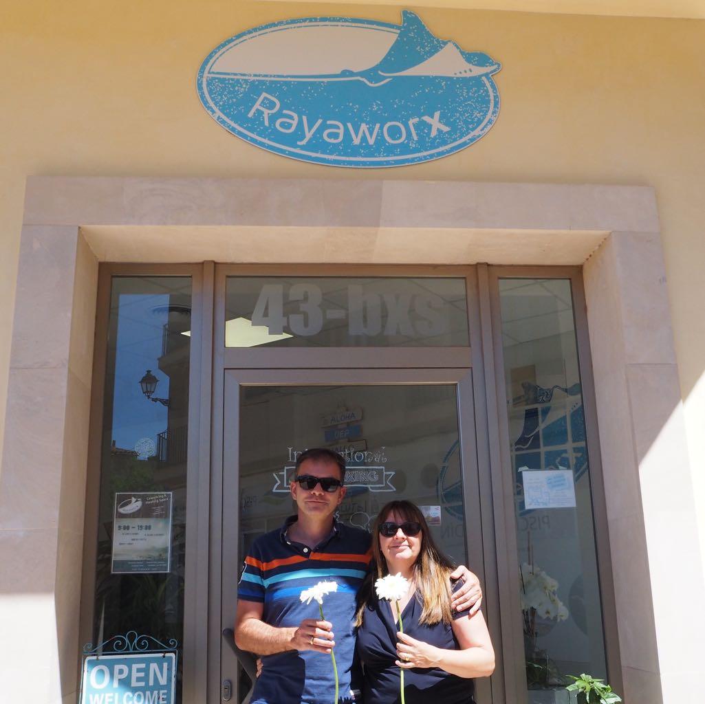 Rayaworx Hosts 2nd Anniversary