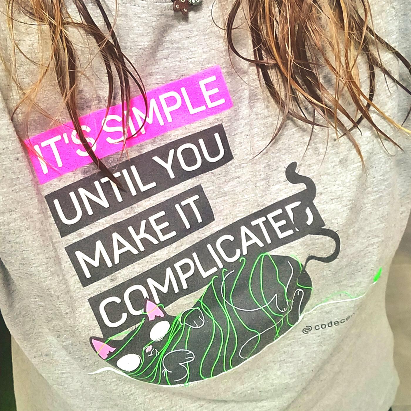 codecentric: It's Simple