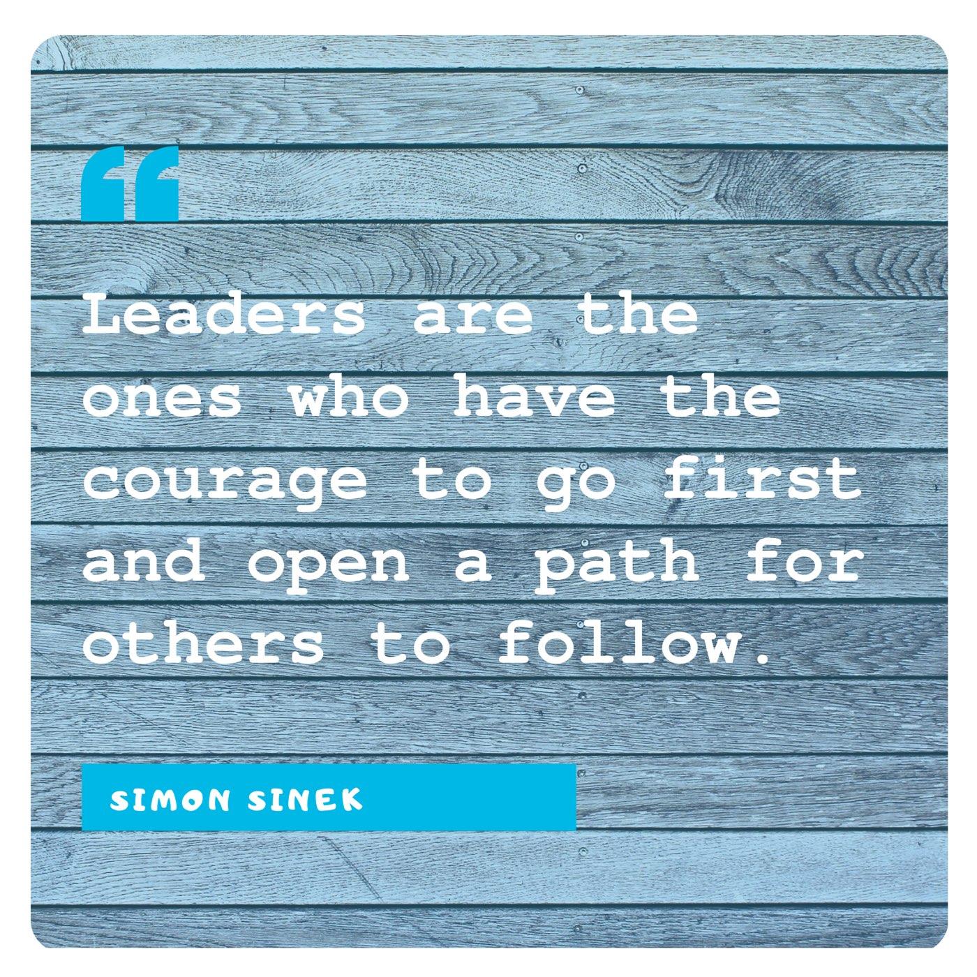 Simon Sinek: Leaders