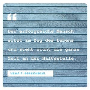 Vera F. Birkenbihl: Leben