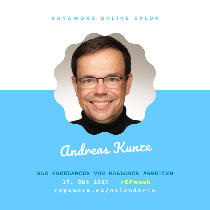 Andreas Kunze: Freelance Mallorca