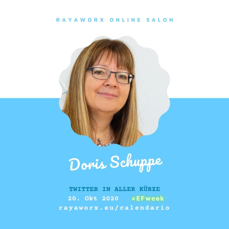 Doris Schuppe: Twitter