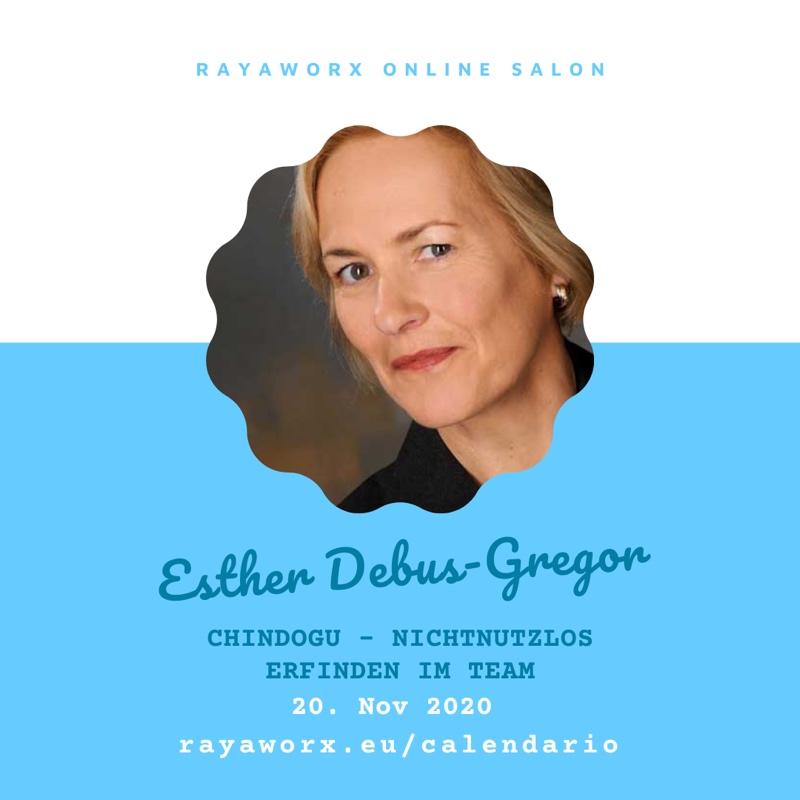 Esther Debus Gregor: Chindogu