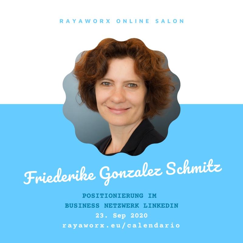 Friederike Gonzalez Schmitz