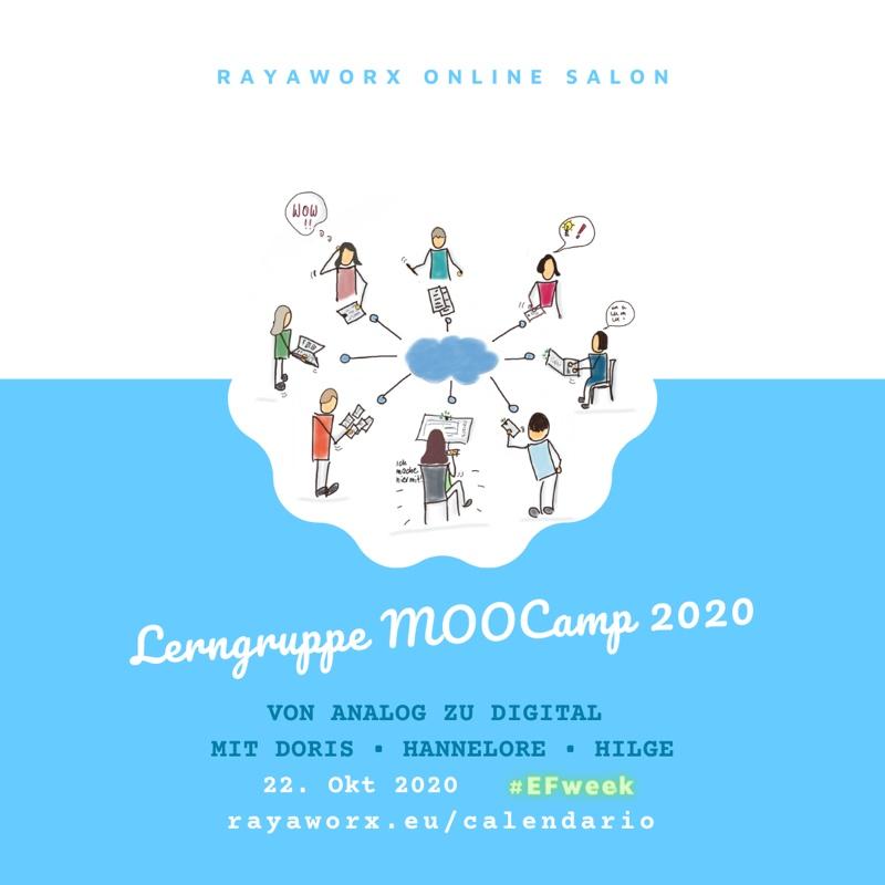 Lerngruppe MOOCamp: Von Analog zu Digital